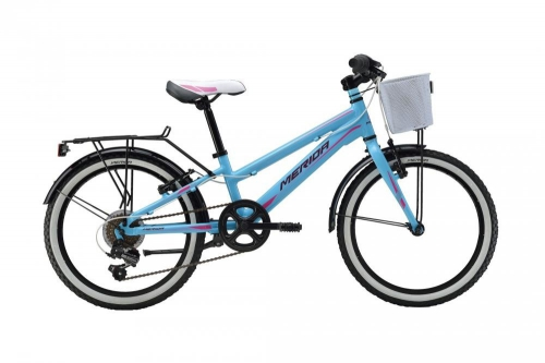 "Велосипед Merida BELLA J20"" 6 SPD PINK/BLUE (2016)"