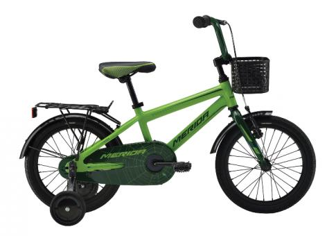Велосипед  Merida Spider J12 Green/dark green (2016)