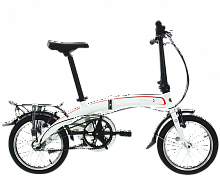 Велосипед Dahon Curve i3 Cloud (2016)