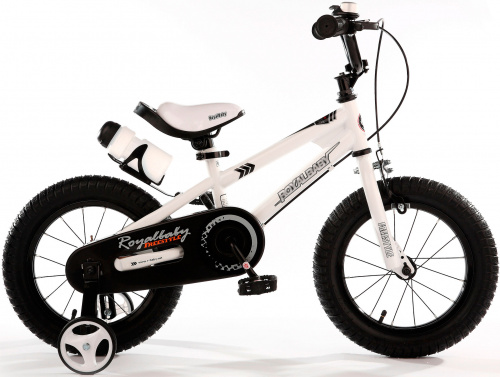 Велосипед Royal Baby Freestyle Steel 18