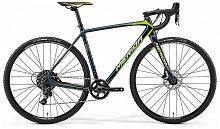 Велосипед Merida CycloCross 6000 Dark Grey 2018